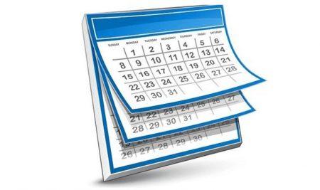 Điều chỉnh lịch thi học kỳ I, năm học 2019-2020 bậc đại học (lần 3)